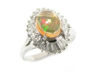 ジュエリー (JEWELRY) オパール リング 指輪