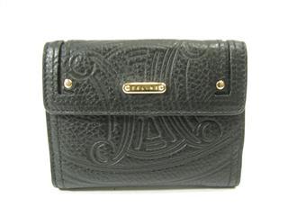 セリーヌ (CELINE) Wホック財布 財布