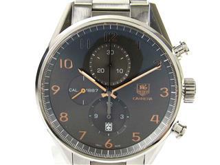 タグ・ホイヤー (TAG HEUER) カレラクロノグラフ キャリバー1887 ウォッチ 腕時計 メンズ CAR2013BA0799
