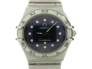 オメガ (OMEGA) コンステレーション 12Pダイヤ 腕時計 ウォッチ