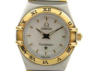 オメガ (OMEGA) コンステレーション ミニ ウォッチ 腕時計 レディース 1362.70