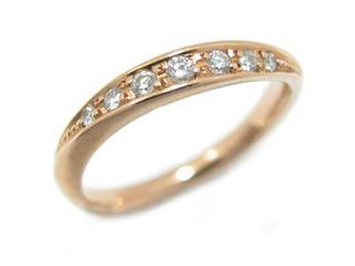 ヨンドシー (4℃) ダイヤモンド リング 指輪