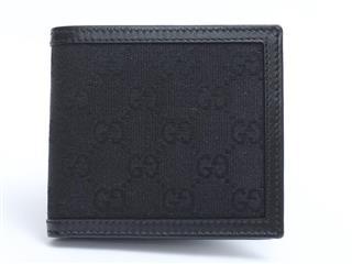 グッチ (GUCCI) 二つ折財布