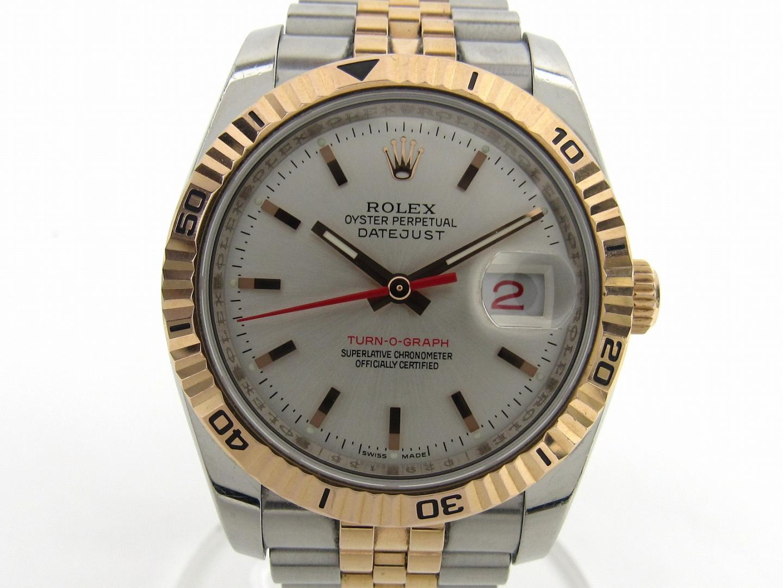 ターノグラフ ウォッチ 腕時計/メンズ