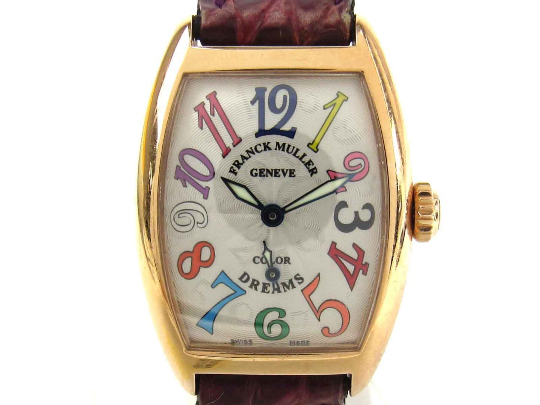 カサブランカ トノーカーベックス/腕時計/レディース