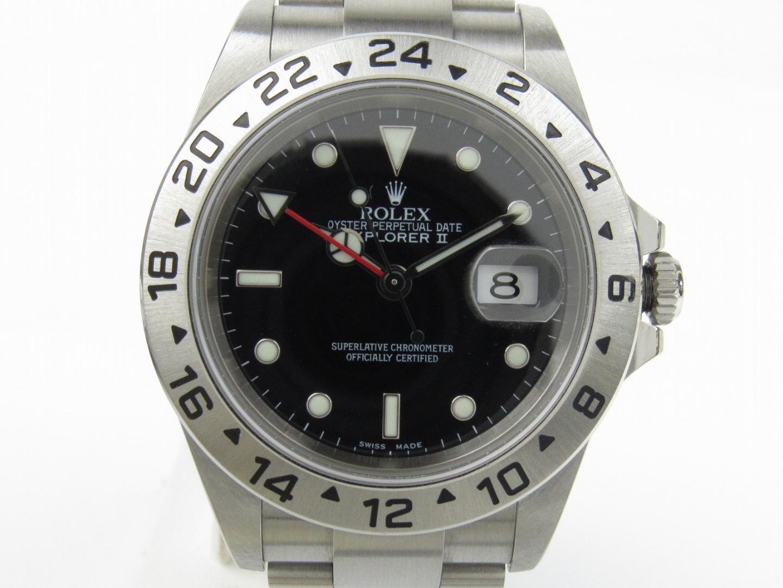 エクスプローラ2 ウォッチ 腕時計/メンズ