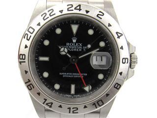 ロレックス (ROLEX) エクスプローラー2 ウォッチ 腕時計 メンズ 16570