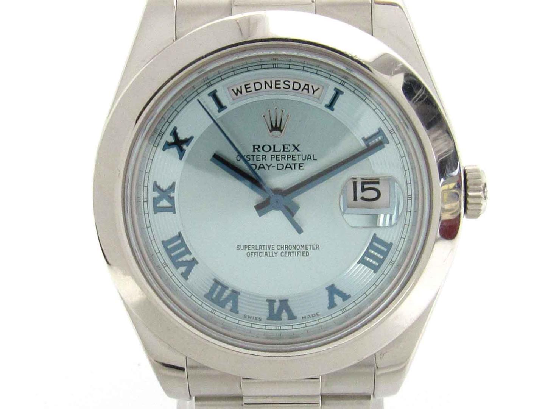 quality design 0fda0 11ffd ロレックス デイデイト2 ウォッチ 腕時計 メンズ