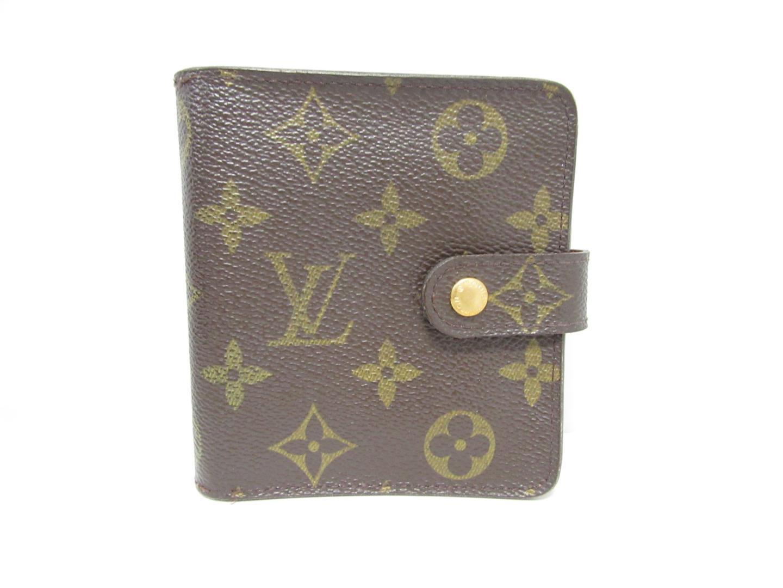 コンパクト・ジップ 二つ折り財布 財布