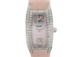 ピアジェ (PIAGET) ライムライト ダイヤモンドベゼル ウォッチ 腕時計 レディース P10120