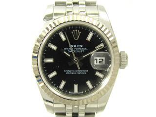 ロレックス (ROLEX) デイトジャスト ウォッチ 腕時計 179174/06年