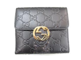 グッチ (GUCCI) Wホック財布