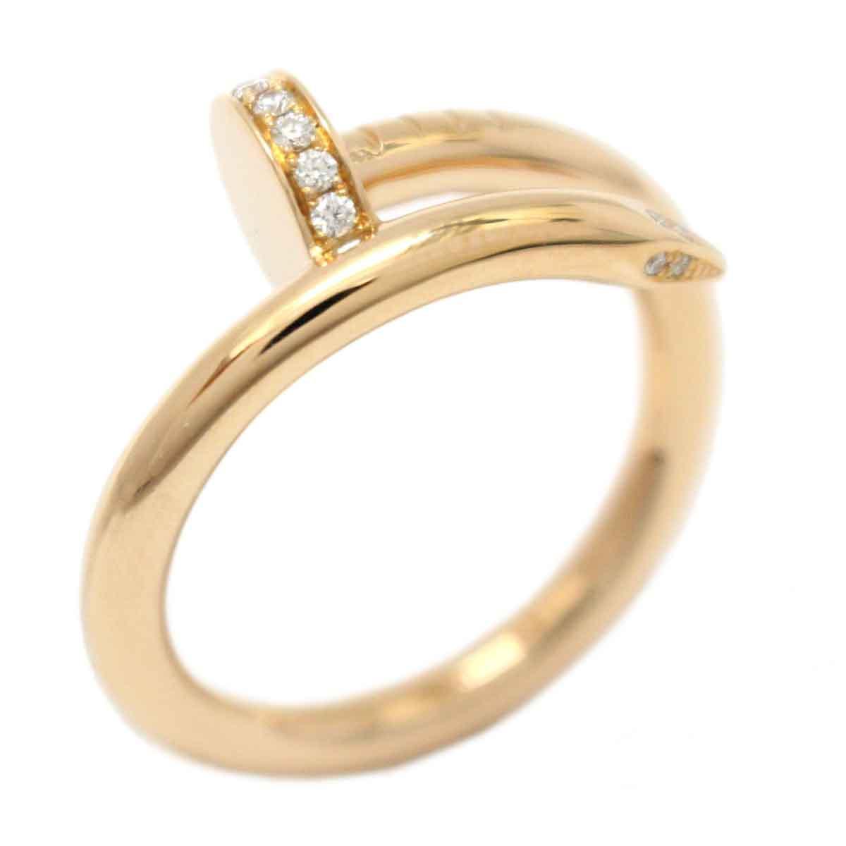 ジュストアンクル ダイヤンモンド リング 指輪/おすすめ #56/14号