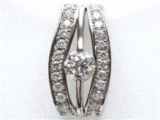ジュエリー (JEWELRY) ダイヤモンド ネックレス ペンダントヘッド トップ