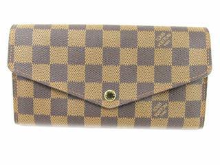 ルイヴィトン (LOUIS VUITTON) ポルトフォイユ・サラ 二つ折長財布 N63209