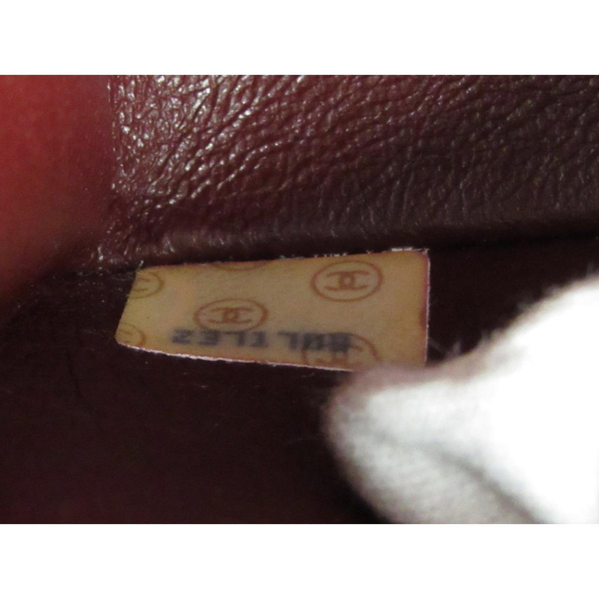 CHANEL バッグ  マトラッセWフラップチェーンショルダーバッグ