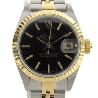 ロレックス (ROLEX) デイトジャスト ウォッチ 腕時計 69173