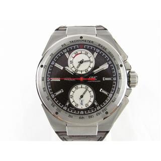 インターナショナル・ウォッチ・カンパニー (IWC) インヂュニア クロノ ジルバープファイル ウォッチ 腕時計 IW378511