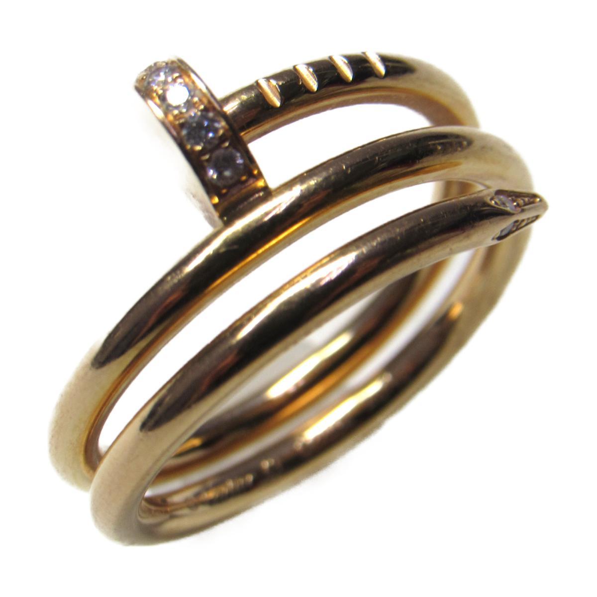 ジュストアンクルリング 指輪 #49/4号