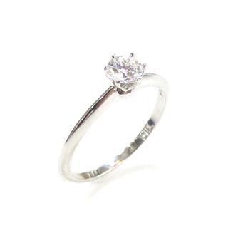 ティファニー (TIFFANY&CO) 一粒ダイヤモンドリング 指輪