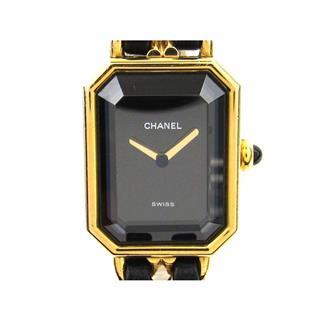 シャネル (CHANEL) プルミエールL ウォッチ 腕時計 レディース