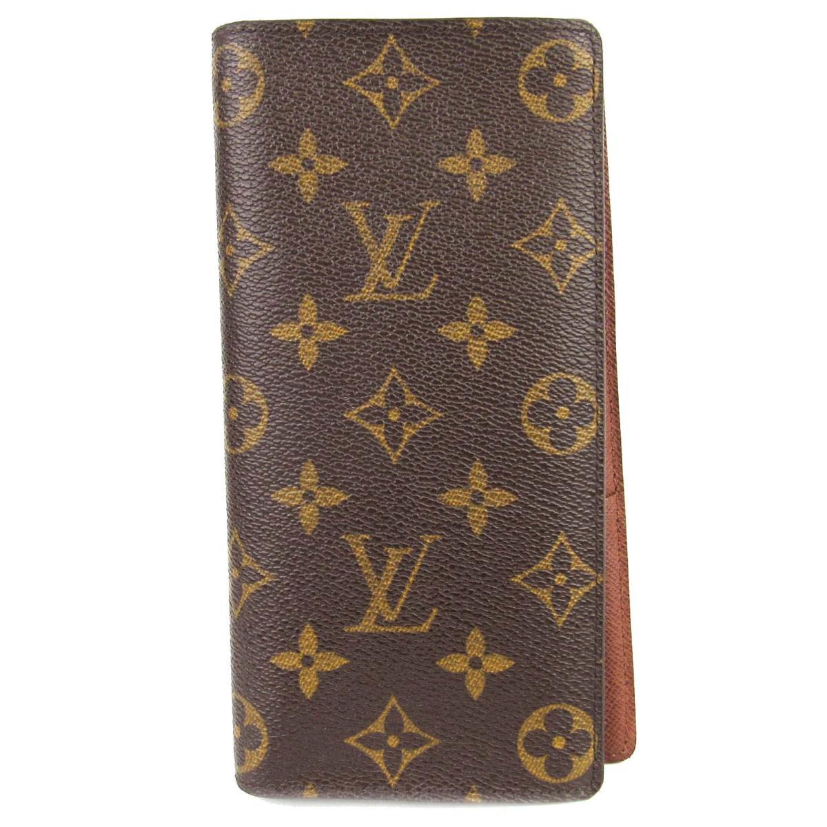 ポルトフォイユ・ブラザ 二つ折長財布 長財布