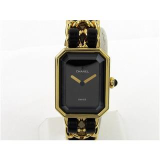 シャネル (CHANEL) プルミエールM ウォッチ 腕時計 H0001