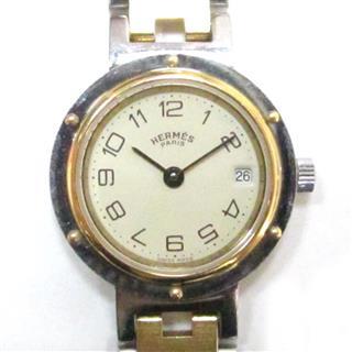 エルメス (HERMES) クリッパー ウォッチ 腕時計