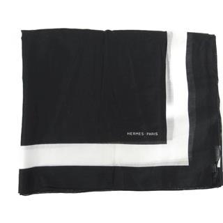エルメス (HERMES) ロング ストール スカーフ