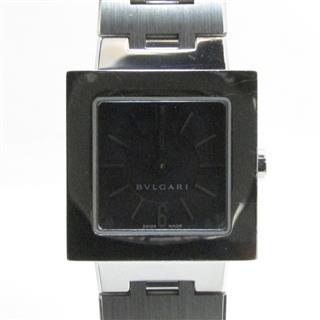 ブルガリ (BVLGARI) クアドラード 時計 ウォッチ 腕時計 SQ22SS