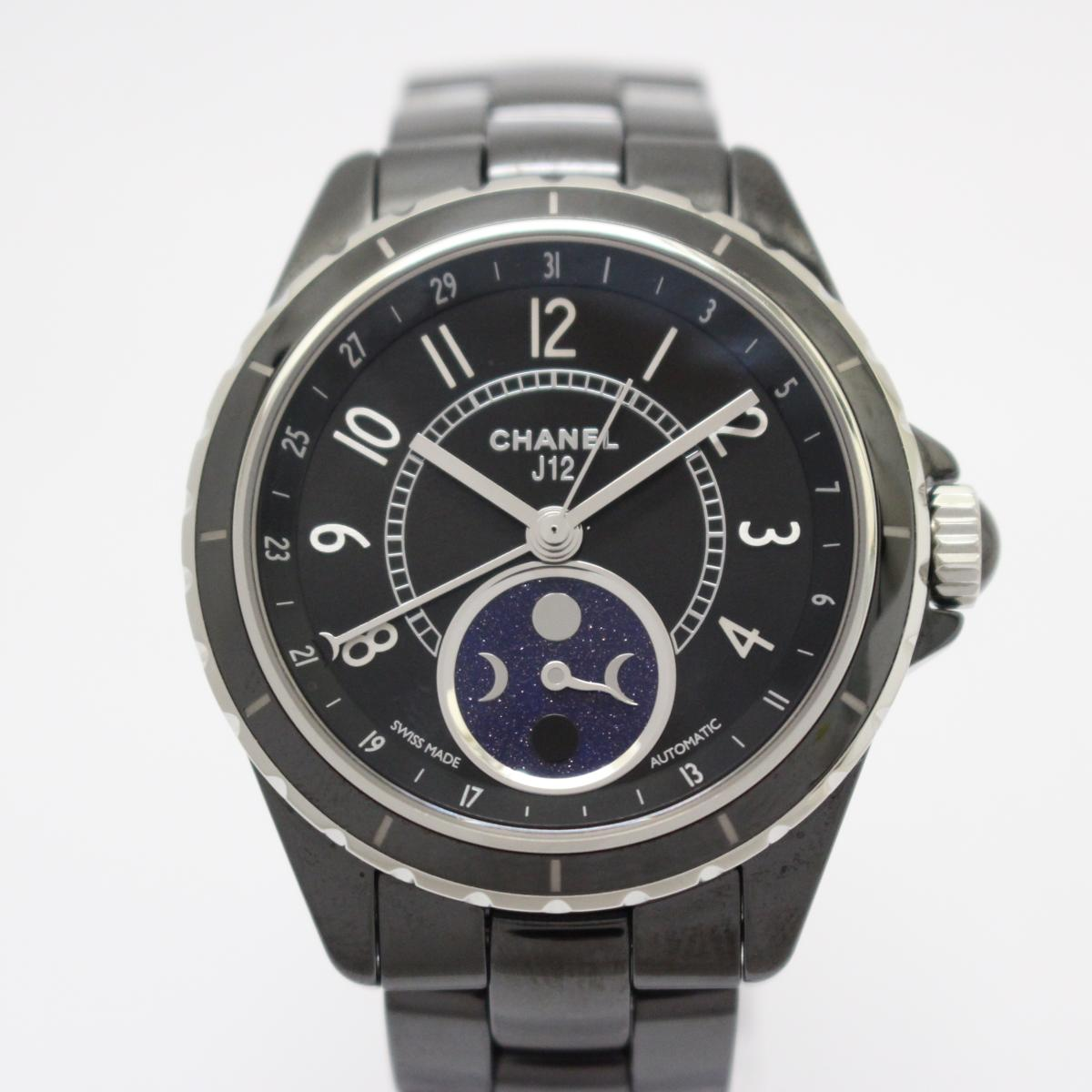 J12 ファーズ ドゥ リュヌ メンズウォッチ 腕時計