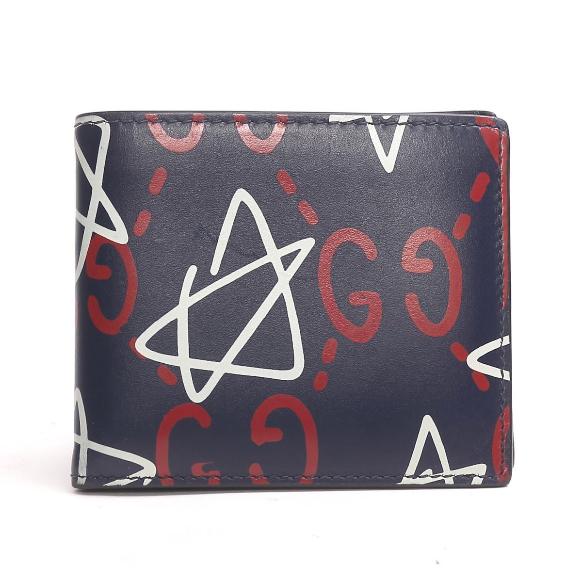 【おすすめ!】二つ折財布/スター 星 メンズ レディース 財布