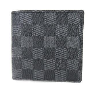 ルイヴィトン (LOUIS VUITTON) ポルトフォイユ・マルコ 二つ折財布 N63336