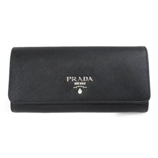 プラダ (PRADA) 二つ折り長財布
