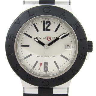 ブルガリ (BVLGARI) アルミニウム ウォッチ 腕時計 AL38TA