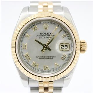 ロレックス (ROLEX) デイトジャスト 新J 腕時計 179173NR F番
