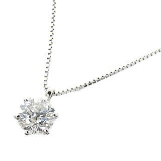 ジュエリー (JEWELRY) 一粒 ダイヤモンド ネックレス