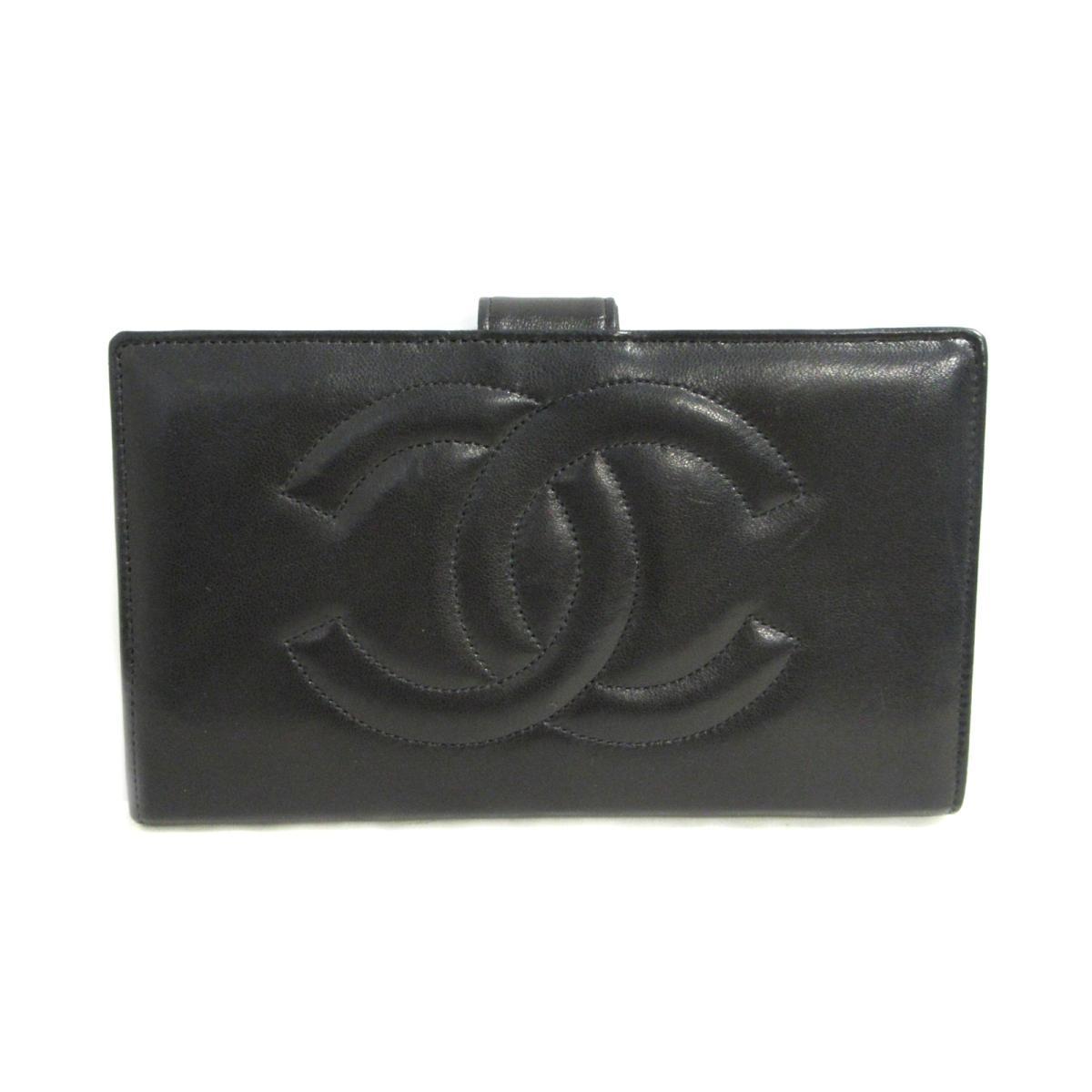 ココマーク がま口 長財布 長財布