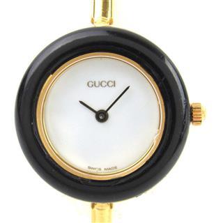 グッチ (GUCCI) チェンジベゼル ウォッチ 腕時計