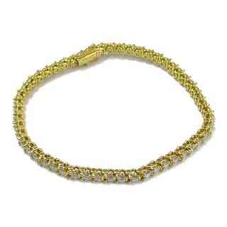 カルティエ (Cartier) テニスブレスレット ダイヤモンド ブレスレット