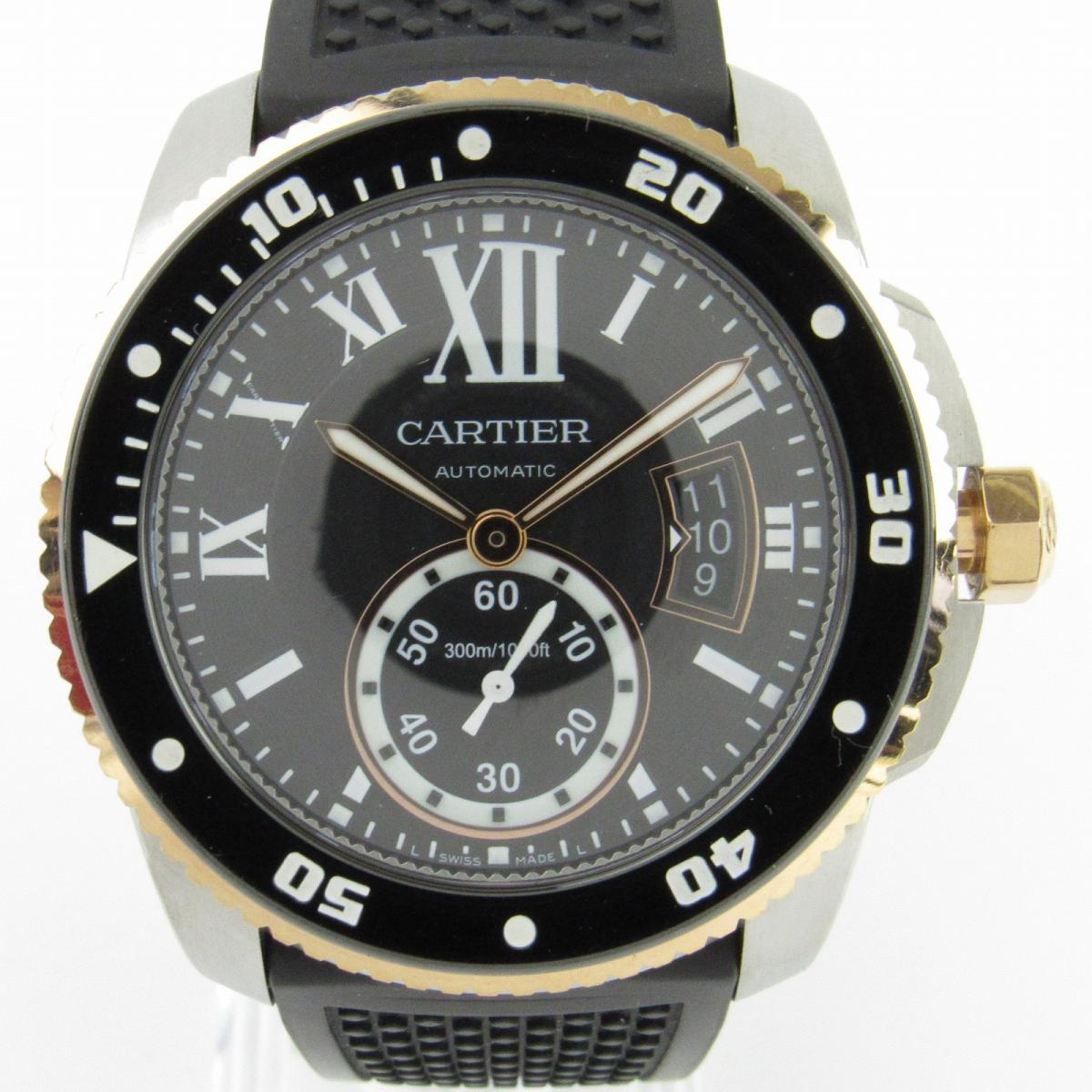 カリブルダイバー ウォッチ 腕時計/かっこいい/メンズ