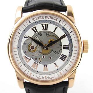 ロジェ・デュブイ (ROGER DUBUIS) オマージュ オープンダイヤル ウォッチ 腕時計 RDDBH0589