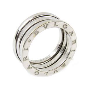 ブルガリ (BVLGARI) B-zero1 ビーゼロワン リング 指輪 Sサイズ