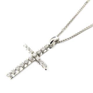 ダミアーニ (DAMIANI) クロス ダイヤモンド ネックレス