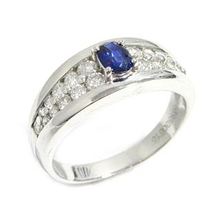 ジュエリー (JEWELRY) サファイア リング  指輪