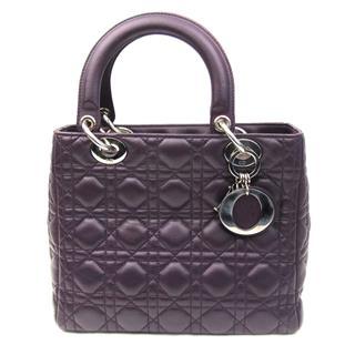 クリスチャン・ディオール (Dior) レディーディオール 2wayハンドバッグ