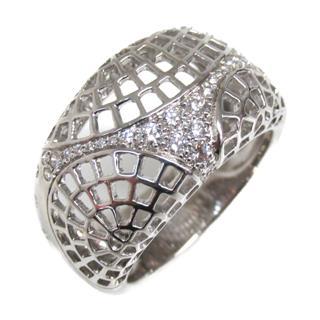 カルティエ (Cartier) ヌーベルバーグアジョレダイヤモンドリング 指輪