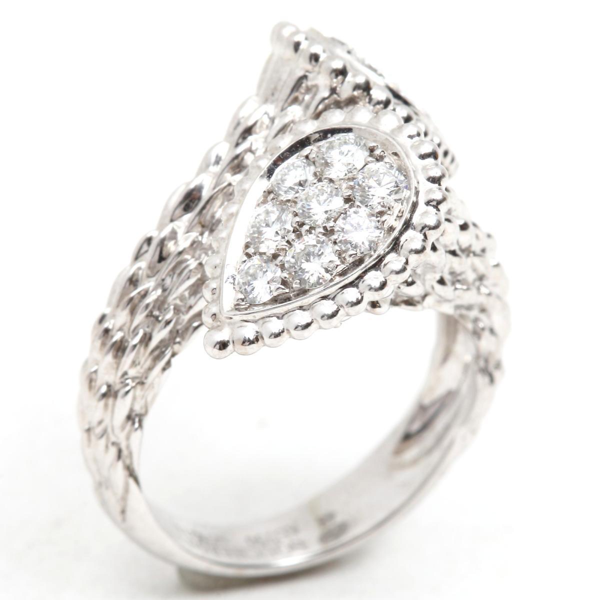 【おすすめ!】セルパンボエムリング 指輪 レディース 8号