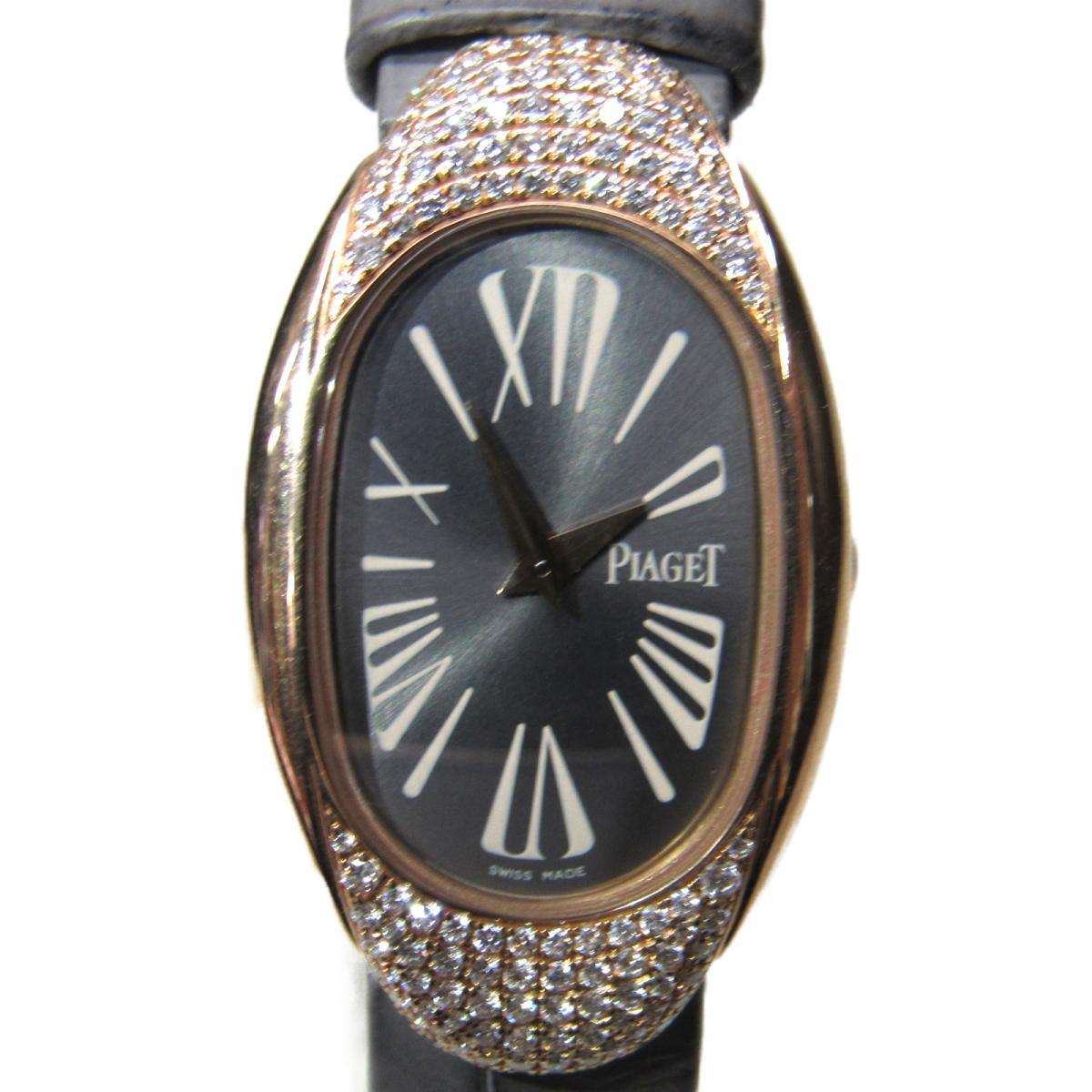 ライムライト ダイヤモンドベゼル 腕時計/レディース