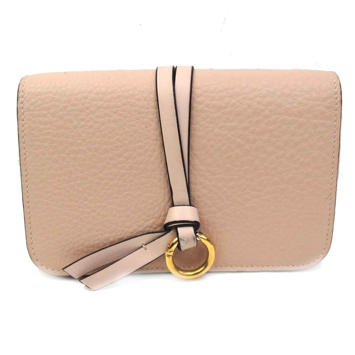 【お買い得!】レザー 三つ折財布 財布